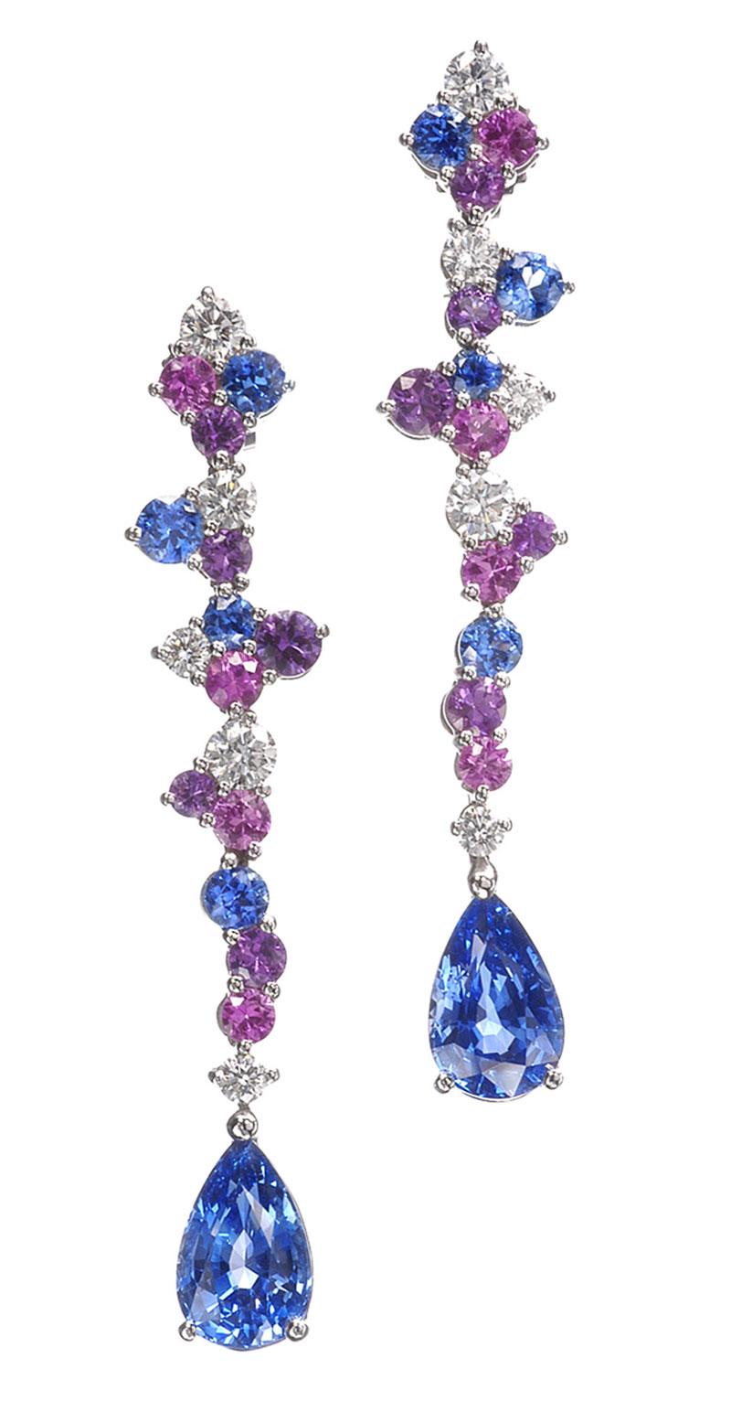 Mark Patterson - Blue Sapphires