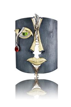 Halebian, Alishan, TEAR, Mask
