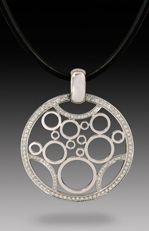 Submission by Chris Correia for the 2004 sphere American Jewelry Design Council Project