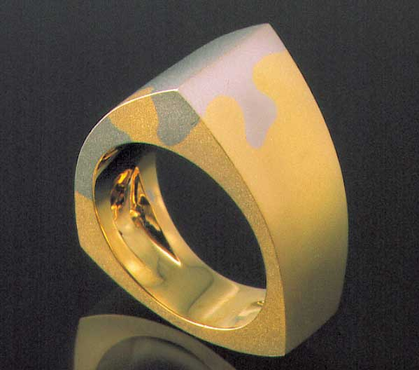 Submission by Cornelis Hollander for the 1999 key American Jewelry Design Council Project