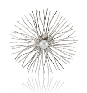 Submission by Diana Vincent for the 2009 explosion American Jewelry Design Council Project