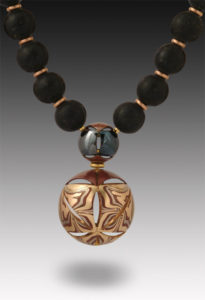 Submission by George Sawyer for the 2004 sphere American Jewelry Design Council Project