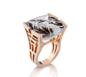 Submission by Mark Patterson for the 2012 ice American Jewelry Design Council Project