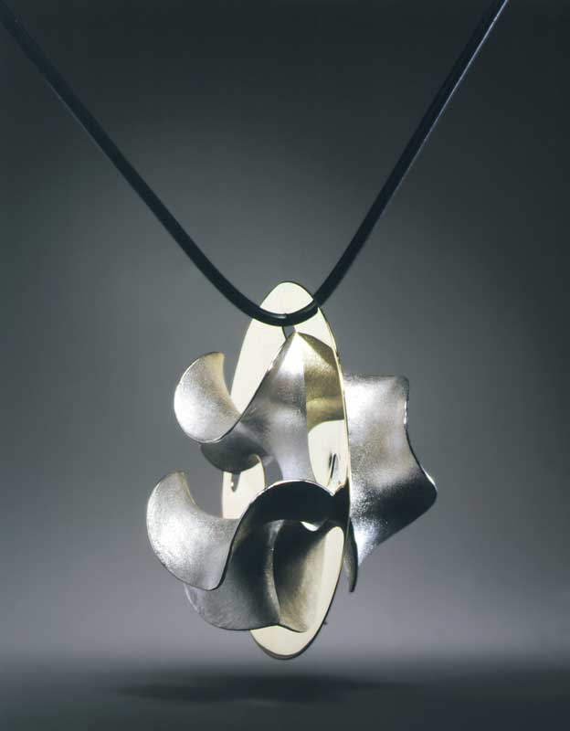 Submission by Michael Good for the 1998 key American Jewelry Design Council Project