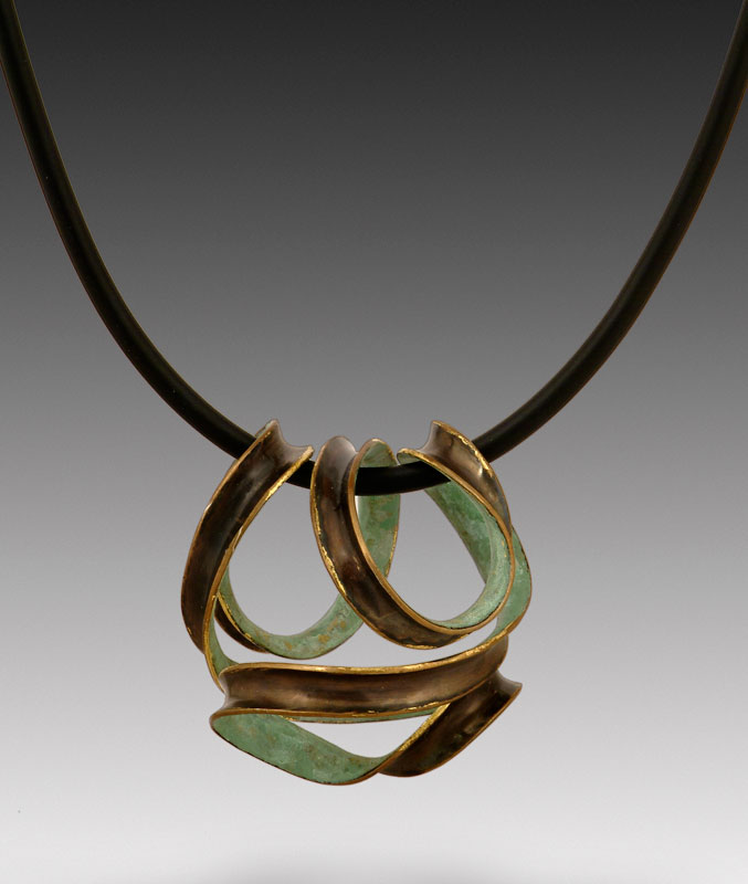 Submission by Michael Good for the 2004 sphere American Jewelry Design Council Project