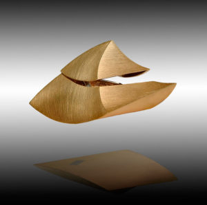 Submission by Pascal Lacroix for the 2005 pyramid American Jewelry Design Council Project