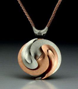 Submission by Pascal Lacroix for the 2007 spiral American Jewelry Design Council Project