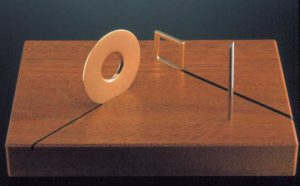Submission by Paul Klecka for the 1999 puzzle American Jewelry Design Council Project