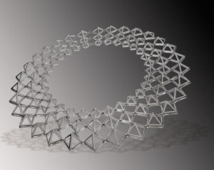Submission by Paul Klecka for the 2005 pyramid American Jewelry Design Council Project