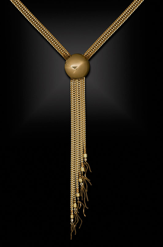 Submission by Susan Sadler for the 2008 tension American Jewelry Design Council Project