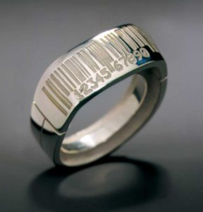 Submission by Whitney Boin for the 1998 key American Jewelry Design Council Project