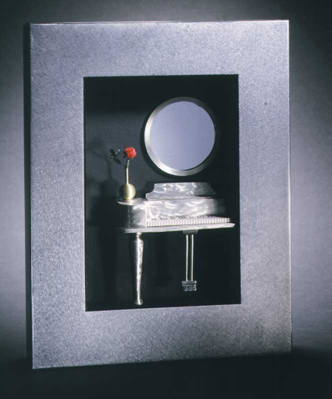 Submission by William Richey for the 1998 key American Jewelry Design Council Project