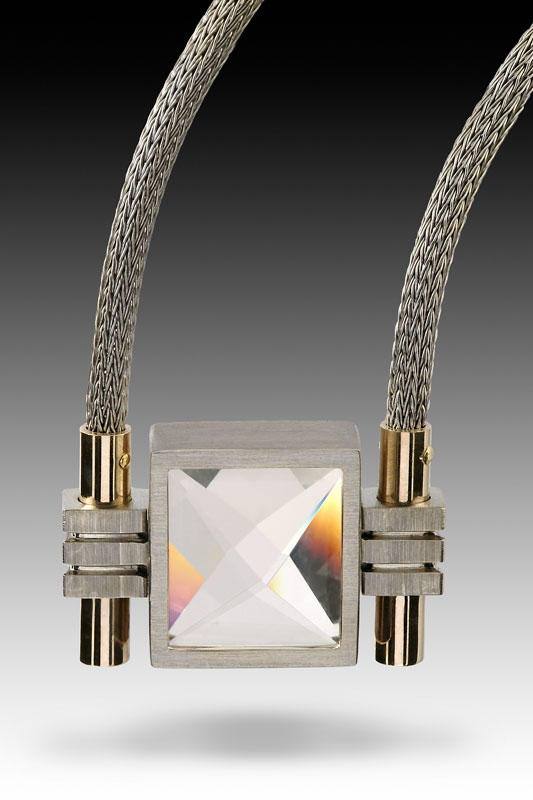 Submission by William Richey for the 2005 pyramid American Jewelry Design Council Project
