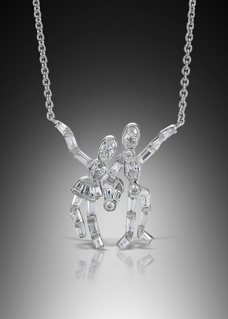 Submission by Jose Hess for the together American Jewelry Design Council Project