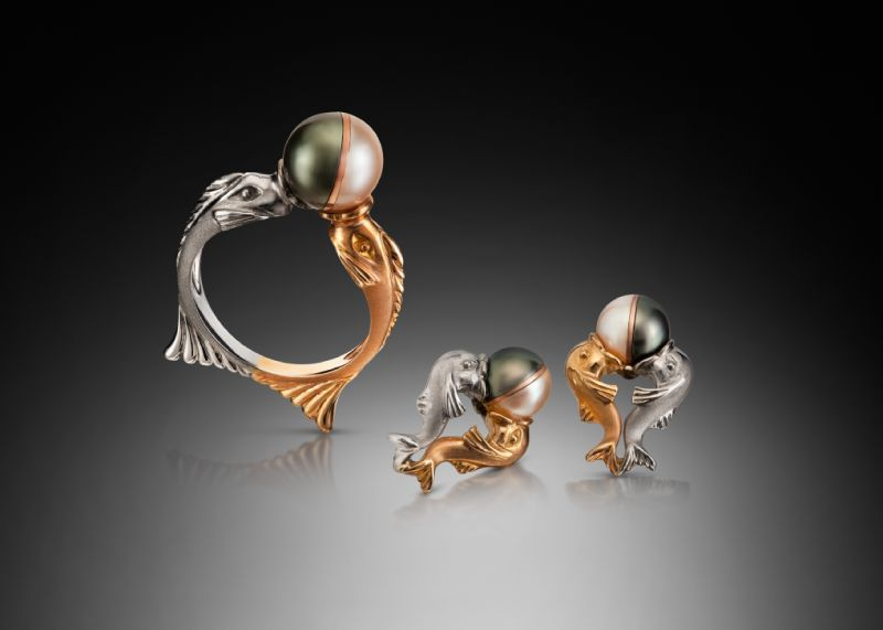 Submission by Paul Robilotti for the together American Jewelry Design Council Project