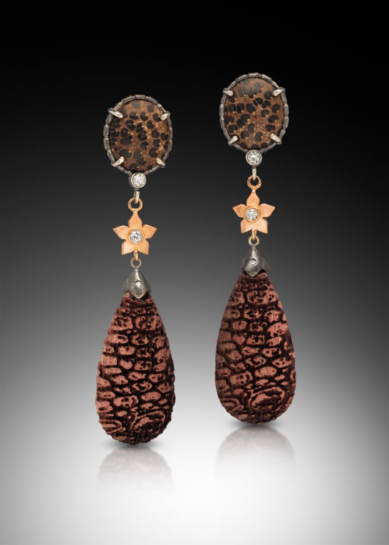 Submission by Jane Bohan for the together American Jewelry Design Council Project