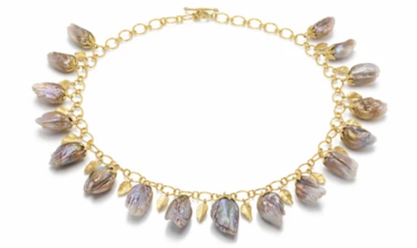 Freshwater Pearl Neck BHS